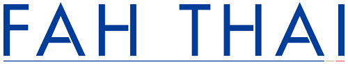 The Fah Thai magazine logo