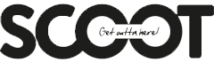 Scoot magazine logo