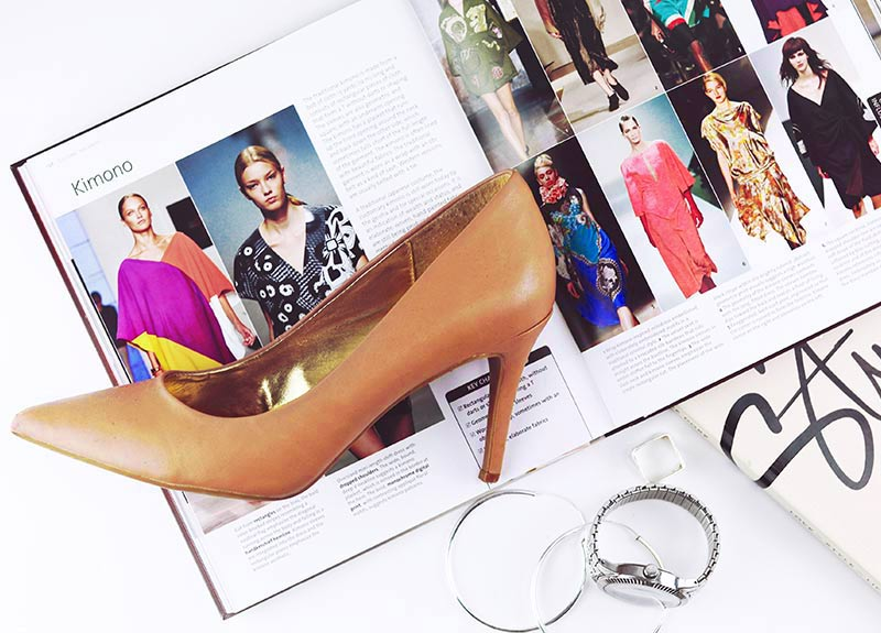Got a love for fashion and want to write about it? We can teach you how to get started.